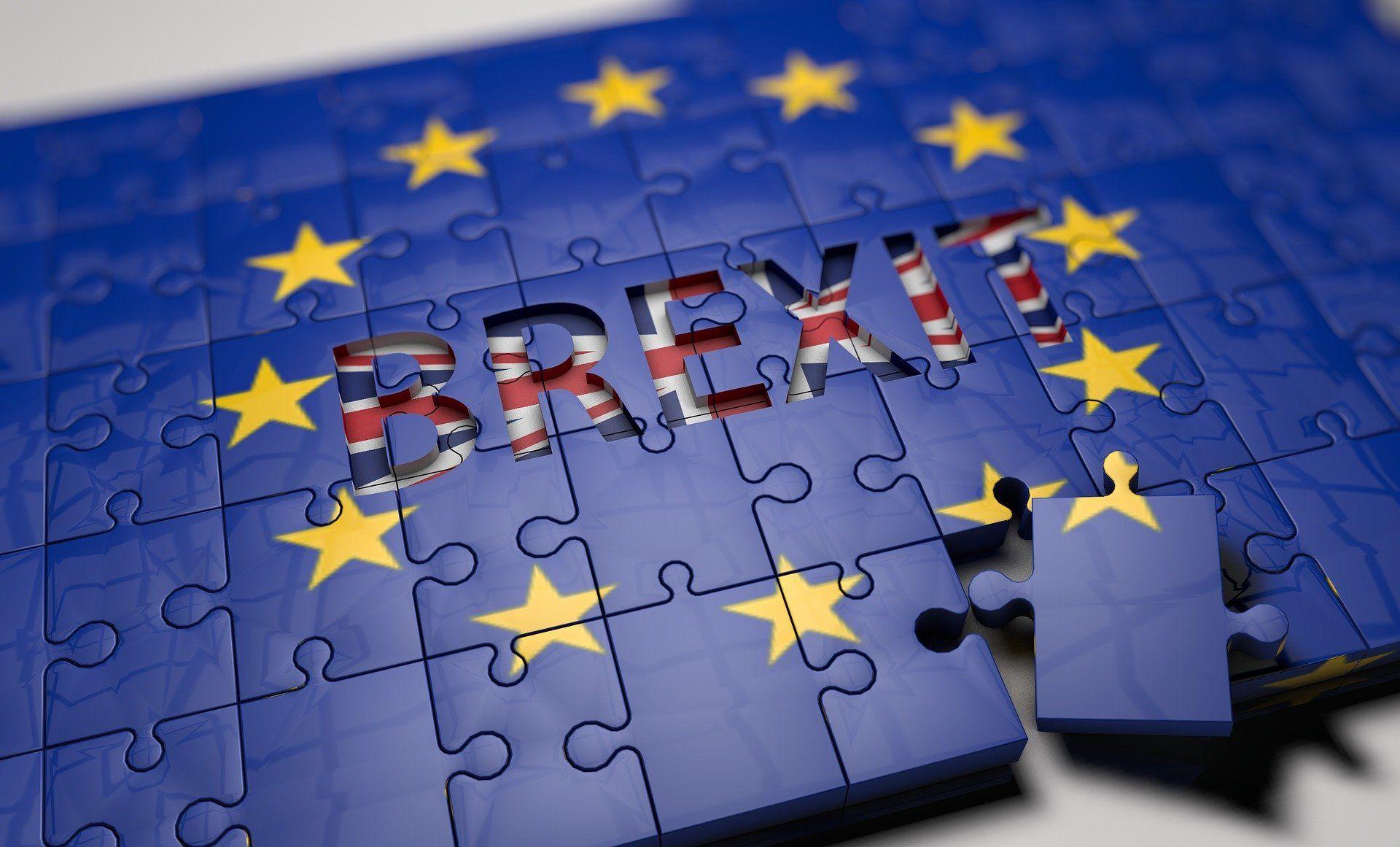 brexit en veranderde relaties met EU