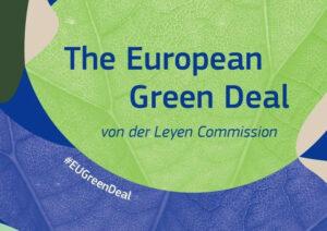 Green Deal omvat het Europees klimaatbeleid.